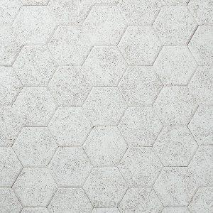 mini 白泥六角磚