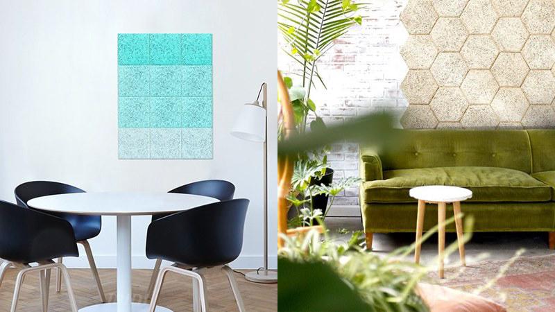 可以利用mini小磚的顏色、造型搭配風格,為空間增色。